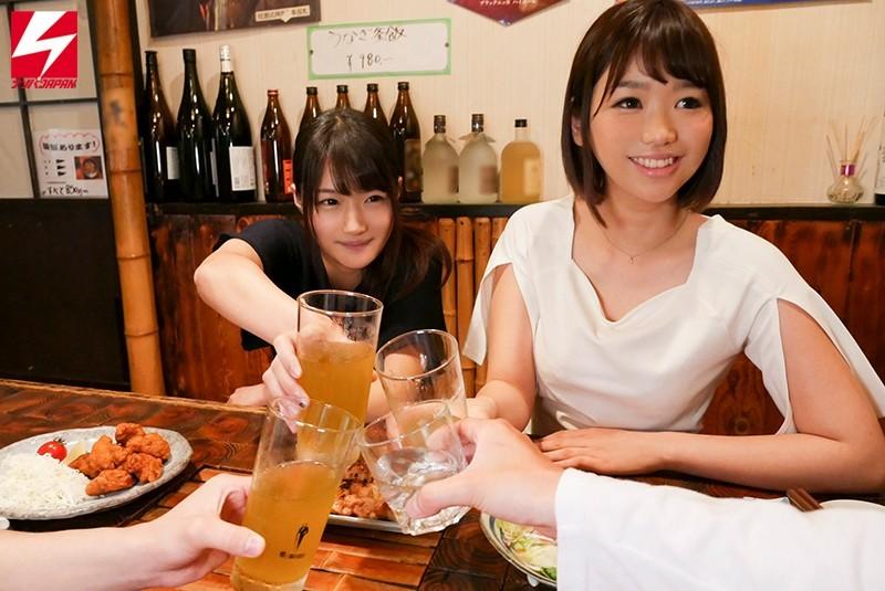 [中国語字幕]NNPJ-366 「突然すみません!取りあえずカンパイ!」 深夜2時に飲み屋で張り込み女子だけの卓に…勝手に相席!居酒屋ナンパ!飲んで飲ませて連れ出し乱交パーティー!!