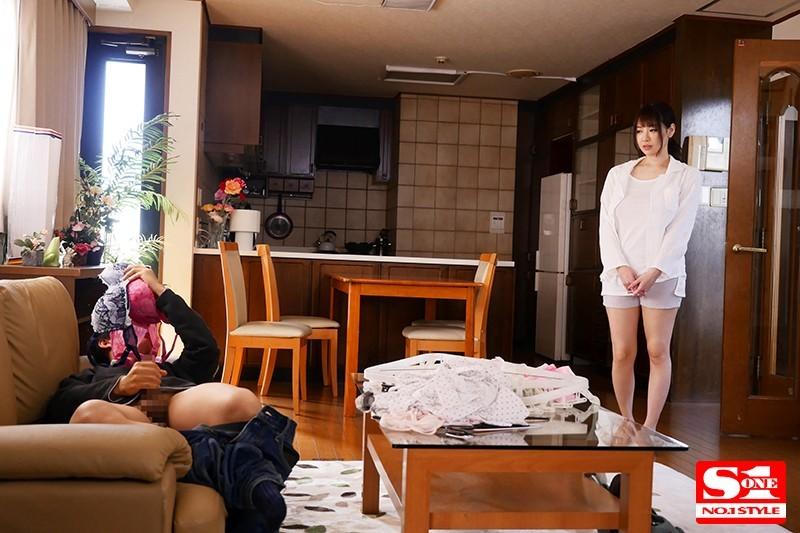 [中国語字幕]SSNI-799 彼女の姉はバストJカップ… 彼女が3日間不在の間、神乳お姉さんとヤリまくった。 安齋らら