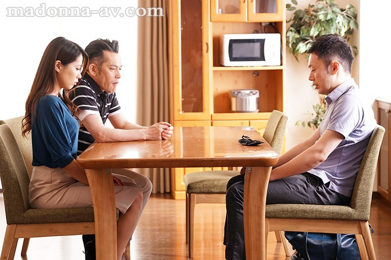 [中国語字幕]JUL-288 只今、俺の愛する妻が初めての他人棒候補を面接中 通野未帆