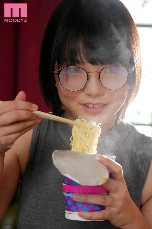 MIFD-139 新人19歳 メガネっ娘Hカップ巨乳女子大生デビュー ~眼鏡はガード固め、おっぱいはガードゆるゆるで隙だらけ~ 初愛ねんね