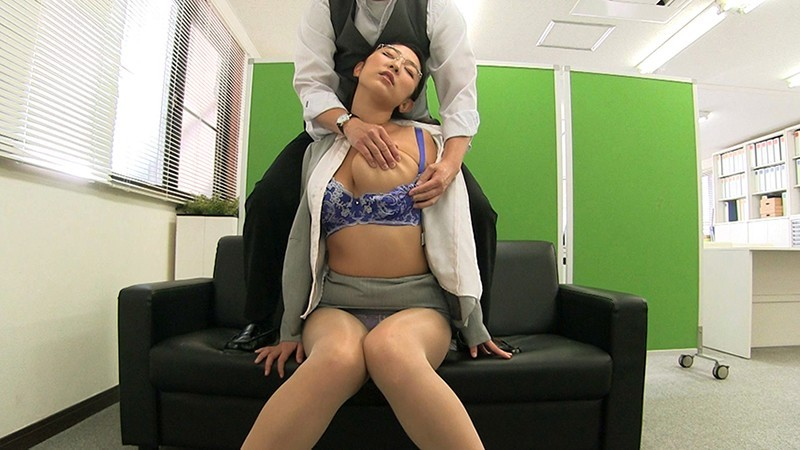 [KTB-045]肉感!OL倶楽部9~爆乳セクハラ指導員のお仕事~ 本真ゆり