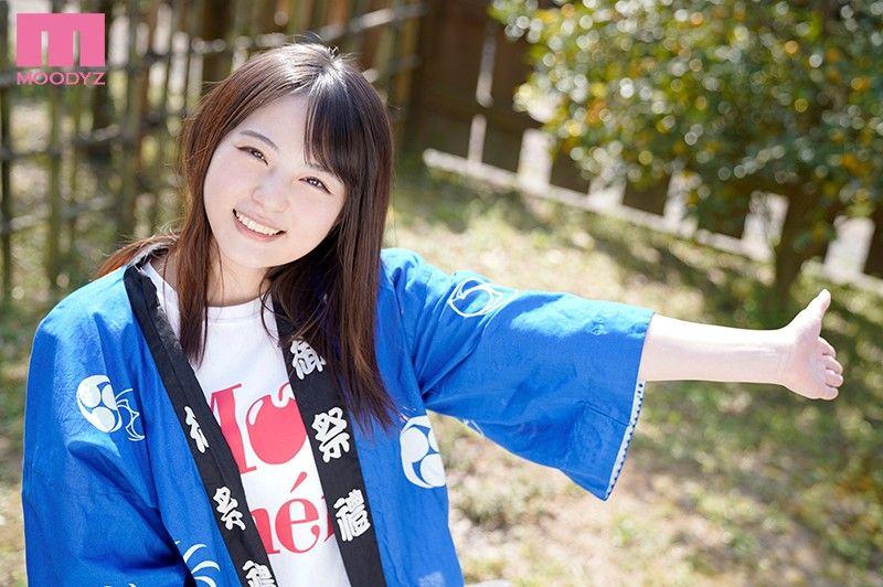[MIFD-166]新人 19歳 無邪気なその笑顔は地元の一番星 無敵のスマイルと名付けられた純情美少女本物ジモドル(地元アイドル)AVデビュー 桃山もえか