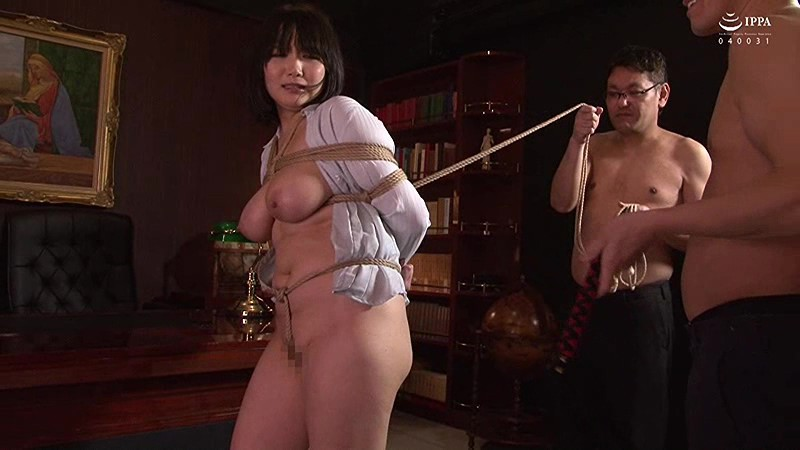 KUSR-048 巨乳縛り 縛られた極上の巨乳女たち!