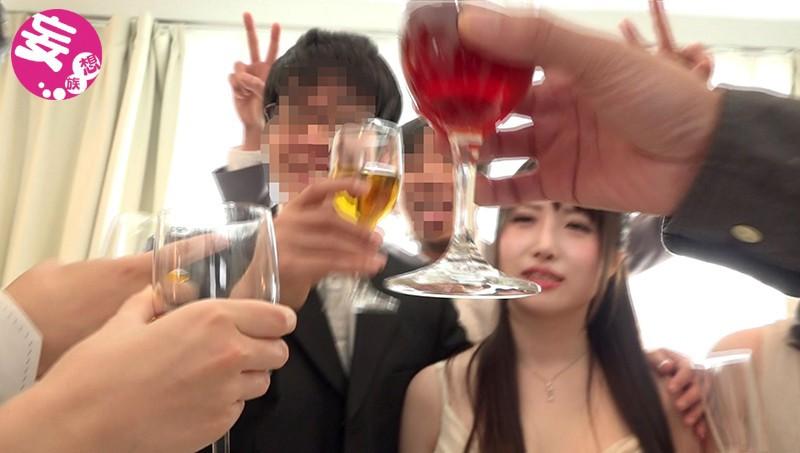 NKKD-029 泥酔PRPNTR 妻の会社の飲み会ビデオ3 結婚披露宴二次会パリピ編