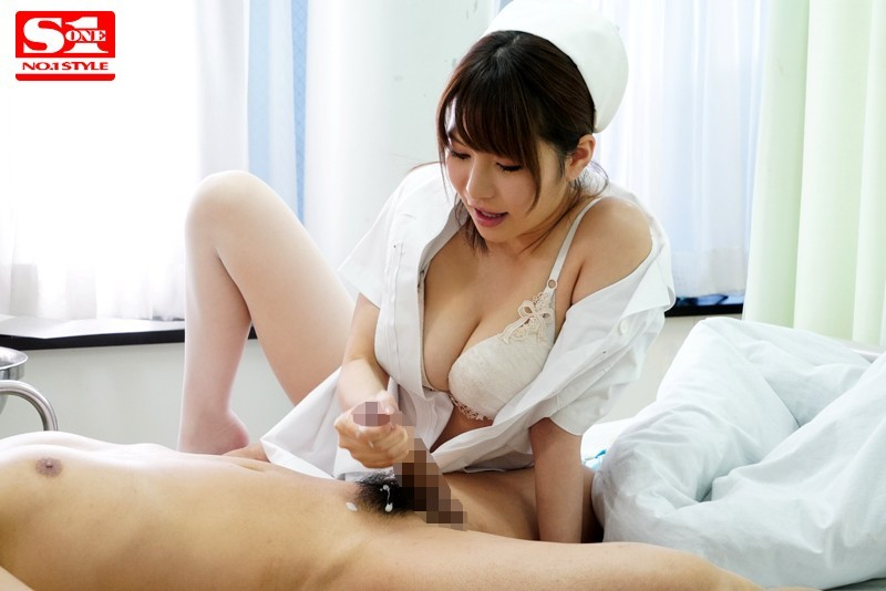 SNIS-842 あなた公認で寝取られるわたし 旦那に覗かれながら日替わりで患者の性処理をさせられる若妻巨乳看護士 葵