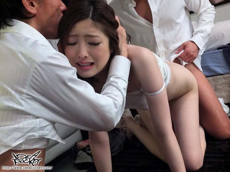 IPZ-216 彼氏の前で犯されたワタシ… 羽田あい