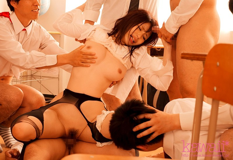 CAWD-011 拘束レ×プ輪姦 絶倫生徒に無限ピストンされた巨乳新米女教師 伊藤舞雪