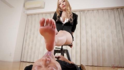 Legs-Japan 951 真白愛梨