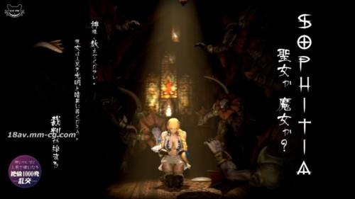 [3D][opiumud]Soul Calibur - Majo[中文配音][夜桜字幕组]