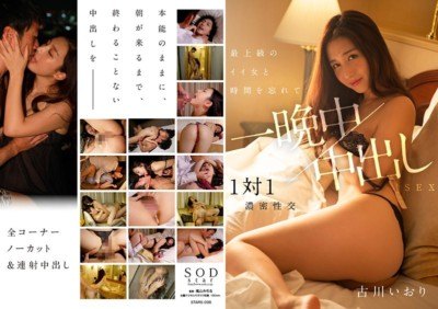 STARS-008 古川いおり 最上級のイイ女と時間を忘れて一晩中中出しSEX
