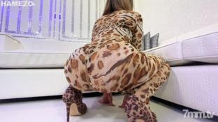 [fc2-ppv 2344292]【ムチムチ女豹全身ストッキング】ドMな女豹猫ちゃんにたっぷりミルクを与えてあげました。 FC2-PPV-2344292