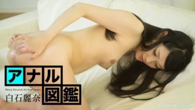 Carib 051718-668 白石麗奈 アナル図鑑