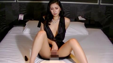 FC2PPV-1073321 再UP!【個撮】ドレス♡全裸グラビア♡深夜SAでフェラ&顔射♡ホテルでSEX♡北条リエコ