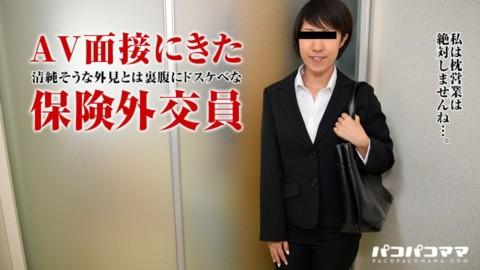Paco 110717_170 石橋じゅん 働く地方のお母さん 〜保険外交員編〜