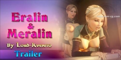 [3D][Affect3D]Eralin & Meralin Trailer [夜桜字幕组]