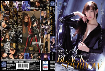 SHKD-855 女スパイ BLACK SPARROW 美谷朱里