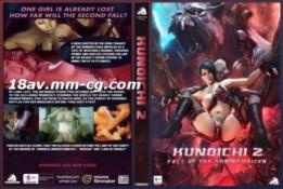 [3D]Kunoichi 2 Fall of the Shrinemaiden[夜桜字幕组]