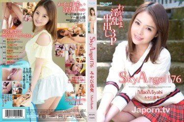 Tokyo Hot SKY-295 スカイエンジェル Vol.176 : みやび真央