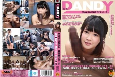 DANDY-423 「知らない女だけが損をする!世界最大級のメガチ●ポで白咲碧が強制フェラ/連続ぶっかけ/生中出しをヤる」