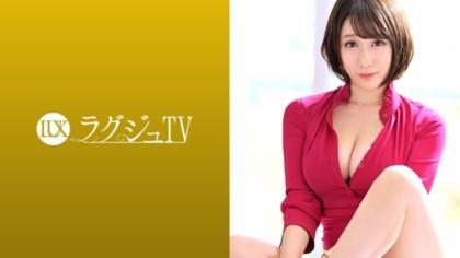 259LUXU-1065 ラグジュTV 1045 須藤野乃花 28歳 ジュエリー販売員