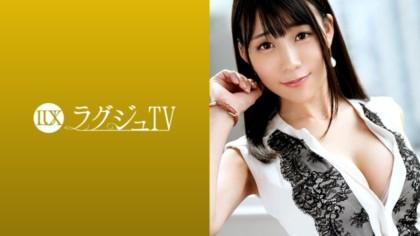 259LUXU-1059 ラグジュTV 1039 萩野穂香 27歳 ニュースキャスター